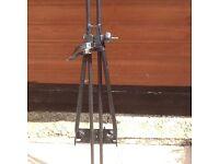 bike rail for roof rack