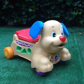 Walk and ride toy