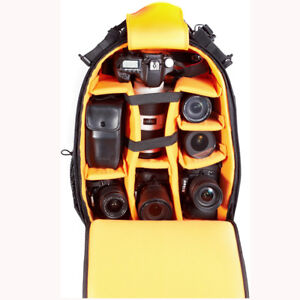 Camera Bags : Backpack / Shoulder Bag/ Bladder Liner Case Bag