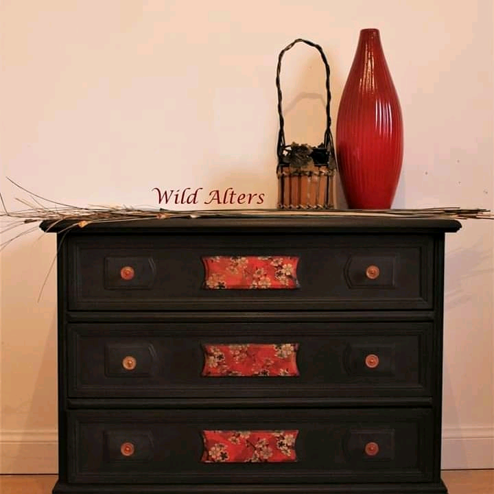 Upcycled Hemnes Drawers