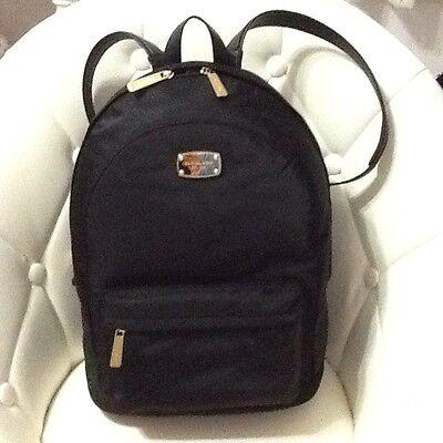Michael Kors Jet Set Large Backpack Black Women's NWT