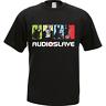 Audioslave Music Rock Band Black Men's T-Shirt Tee