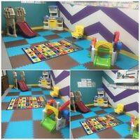 Childcare Spaces for ages 15-24 Months (Northside)