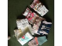 Childrens clothes new born 0-3 mths baby girl
