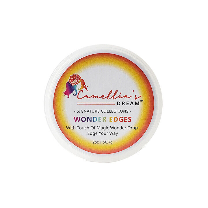 Camellia's Dream Wonder Edges 2 Oz. – Free Shipping!!! Hair Care & Styling
