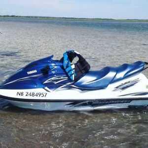 Winter project 2003 Yamaha Waverunner 1200XLT