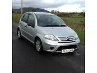 Immaculate 06 model Citroen c3 for sale,full m.o.t...£1195 ono