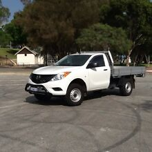 Mazda BT-50 Single Cab Ute Fremantle Fremantle Area Preview