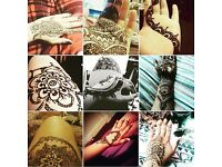 Self Taught, Freelance Henna /Mehndi Artist