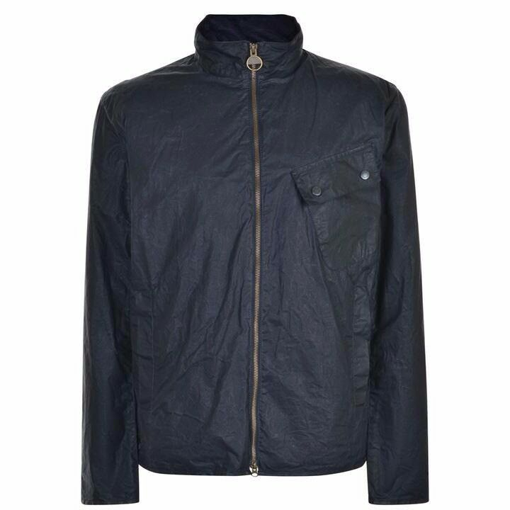 barbour aspect wax jacket,new with tags on.