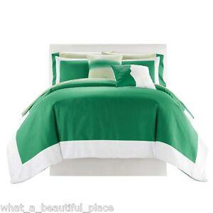 3 Pc Pantone Universe King Comforter Set Color Block