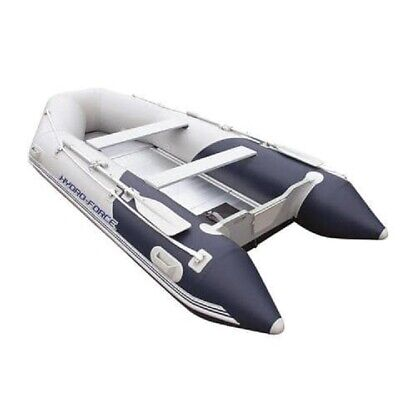 New Inflatable boat 3.3m dinghy yacht tender rib Aluminium deck V keel dingy sib