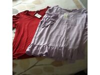 2 Ladies Tops from George both size 18