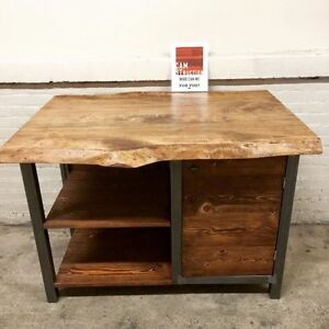 MAJOR SALE - RUSTIC FURNITURE/ LIVE EDGE OR RECLAIMED