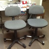 COMPUTER/SEWING CHAIRS