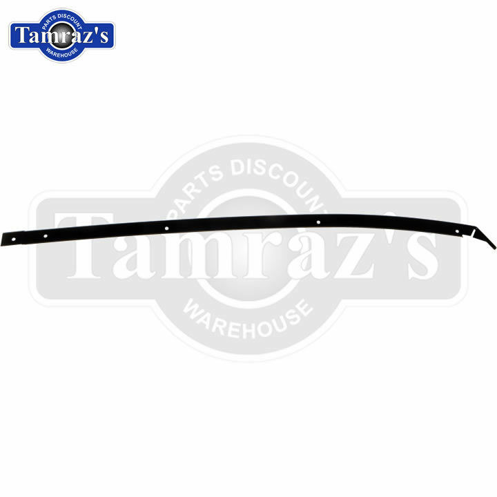 78-88 A/G Body T-Top FRONT Roof Trim Molding