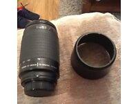 Nikon Af Nkkor 70/300mm 1:4:5:6G