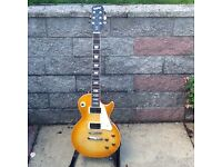 EPIPHONE STD LES PAUL KOREAN 2006 WITH GIBSON PICKUPS £230.