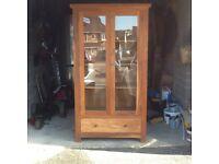 Rustic Solid Oak Dresser