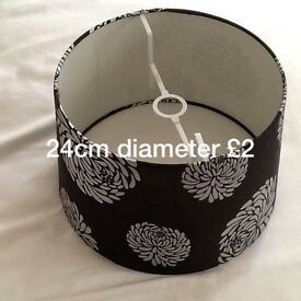 Lampshades £5 for all