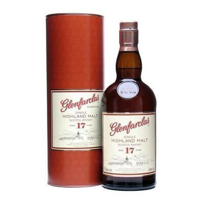 Glenfarclas 17 Year Old Single Malt Scotch Whisky 700ml