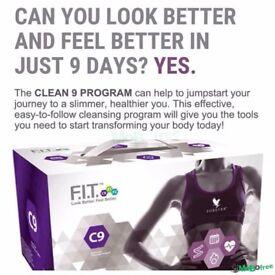 Natural weight loss programme.