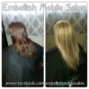 Weddings, Hair Extensions, Hair Colour, Highlights, Cuts & More Belleville Belleville Area image 4