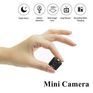 HD mini Camera small cam 1080P night vision Free Shipping