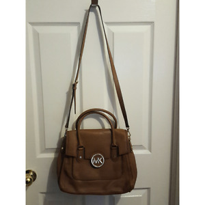 Michael Kors Leather Doctor Hangbag with Crossbody Strap