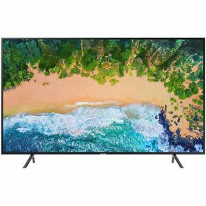 """Samsung 43"""" 4K UHD HDR LED Tizen Smart TV NU7100"""
