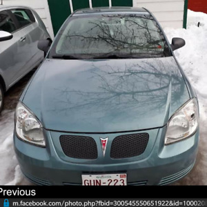 2009 PONTIAC G5 FOR SALE