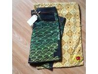 Designer jeans skirts