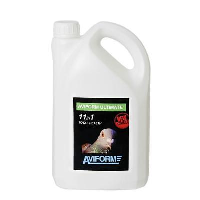AVIFORM ULTIMATE 11 in 1 New Formula Complete Supplement for Racing Pigeons 2.5L