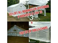 TRU3 EVENTS   MARQUEE HIRE   SUMMER OFFER
