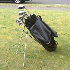 Children's golf club set