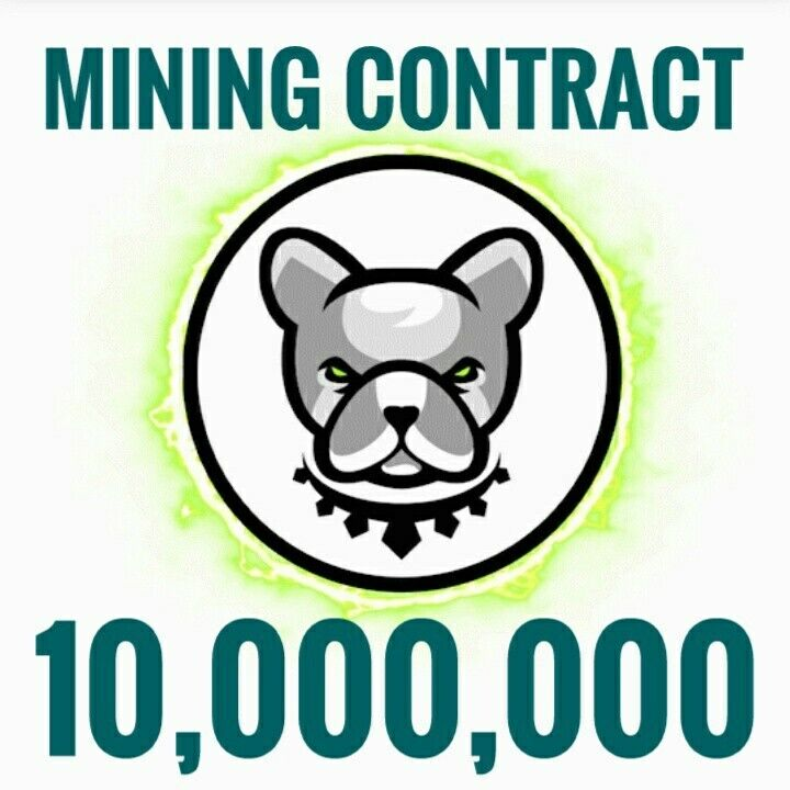 🐶 10,000,000 Pitbull (PIT) Mining Contract - Crypto Currency