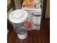 Liquidiser fits kenwood chef or major £5 hardly used