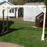 Custom build monkey bars Moncton New Brunswick Preview