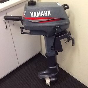 YAMAHA 3AMHS OUTBOARD TINNY BOAT MOTOR Westminster Stirling Area Preview