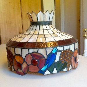 TIFFANY STYLE LAMP - $115.00 OR BEST OFFER