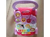 Vtech Baby Activity Walker In Excellent Condition