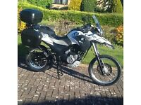 BMW G650GS SERTAO only 4300miles