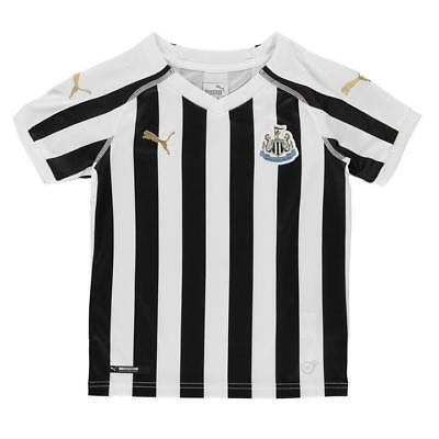 Puma Newcastle United Home Football Shirt Kids 2018/19