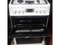 Leisure double oven gas cooker in very good condition