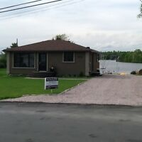 Oversized Lakefront Lot Four Corners