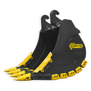 Excavator Attachments - Buckets, Grapples, Thumbs, Couplers