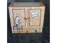 Winnie the Pooh Classic story cupboard brand new
