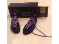 Boreal Vector climbing shoes