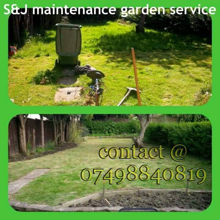 Gardening and decorating service