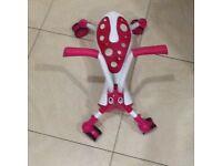 Mookie Scramblebug (pink)